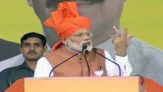 What Can be Expected From Naamdaar, His Guru Gives Clean Chit to Pakistan: PM