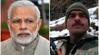 बर्खास्त BSF जवान PM मोदी के खिलाफ लड़ेगा चुनाव, खराब खाने की शिकायत करने पर गई थी नौकरी