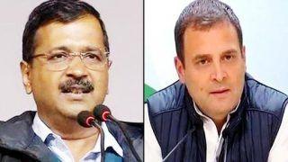हम अकेले चुनाव लड़ने की कर रहे तैयारी, 'आप' मानी तो सिर्फ दिल्ली में करेंगे गठबंधन: कांग्रेस