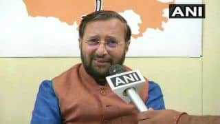 Prakash Javadekar Mocks Rahul Gandhi For Saying 'IAF Attacked Pakistan', Says 'he Doesn't Understand Meaning of Words'