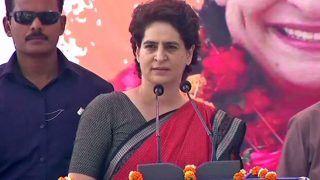 प्रियंका का BJP पर हमला, 'उनके नेता सच्चे देशभक्त होते तो राजीव, इंदिरा का सम्मान करते'