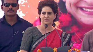PM Modi Hugs People Abroad But Has no Time to Hug His Own People in Varanasi: Priyanka Gandhi