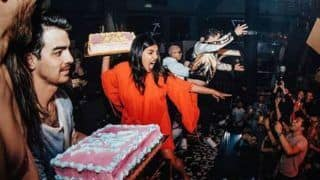 Priyanka Chopra, Nick Jonas And Joe Jonas Throw Cake on Crowd at American Musician Steve Aoki Concert, Watch