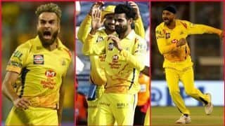 Delhi Capitals Vs Chennai Super Kings Live Cricket Score - Match 5