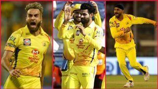 Delhi Capitals Vs Chennai Super Kings Live Cricket Score - Match 5
