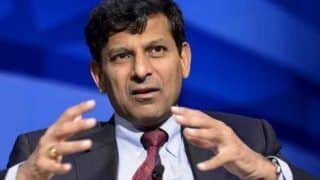 GDP Numbers Should Alarm us All, Govt Needs to be Frightened Out of Their Complacency: Rajan