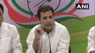 Will Give 20% Poorest Families Rs 72,000 Every Year if Voted to Power: Rahul Gandhi