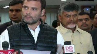 टीआरएस चीफ के. चंद्रशेखर राव ने तेलंगाना में राहुल गांधी और चंद्रबाबू नायडू को दिया बड़ा झटका