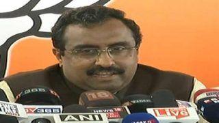 असम में कांग्रेस, एआईयूडीएफ के बीच अपवित्र गठजोड़, चुनाव में लोग इसे खारिज कर देंगे: राम माधव