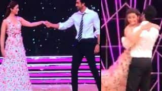 Zee Cine Awards 2019: Alia Bhatt And Ranbir Kapoor Perform a Romantic Dance on Stage as Everyone Goes Awww