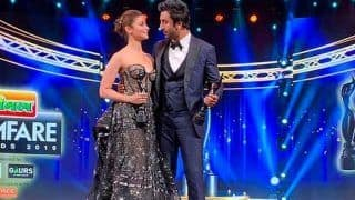 Alia Bhatt's Oops Moment on Missing Ranbir Kapoor's Congratulatory Kiss is Too Cute to Miss