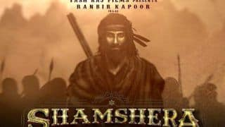 Ranbir Kapoor to Play Double Role in YRF's 'Shamshera' With Vaani Kapoor And Sanjay Dutt?