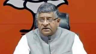 'Central Govt to Give 5G Spectrum For Trials to All Players,' Says Ravi Shankar Prasad