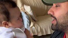 Video: रोहित शर्मा ने बेटी के लिए गाया Gully Boy रैप, अमिताभ बच्चन ने दिया ये रिएक्शन