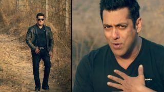 Notebook Song 'Main Taare' Teaser Out: Salman Khan Repeats His 'Main Hoon Hero Tera' Swag in This Romantic Track