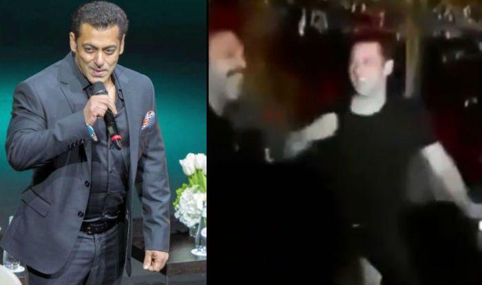 Salman Khan Dances to 'Jumme Ki Raat' at Venkatesh Daggubati's Wedding, Video Goes Viral