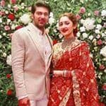 Saira Banu And Dilip Kumar's Grandniece Sayyeshaa Saigal And Arya's Chennai Reception Pictures Are Out, They Look Ethereal