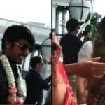 Dilip Kumar's Niece Sayyeshaa Gets Married to Arya; First Video of Newlyweds Out - Watch