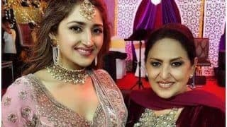 Sayyeshaa Saigal-Arya's Sangeet: Saira Banu, Sanjay Dutt, Khushi Kapoor Attend Shivvay Actress' Private Ceremony With Other Bollywood Stars