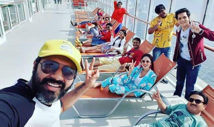 Taarak Mehta Ka Ooltah Chashmah's Team is Having a Gala Time in Singapore, Pictures Will Make You Want to go