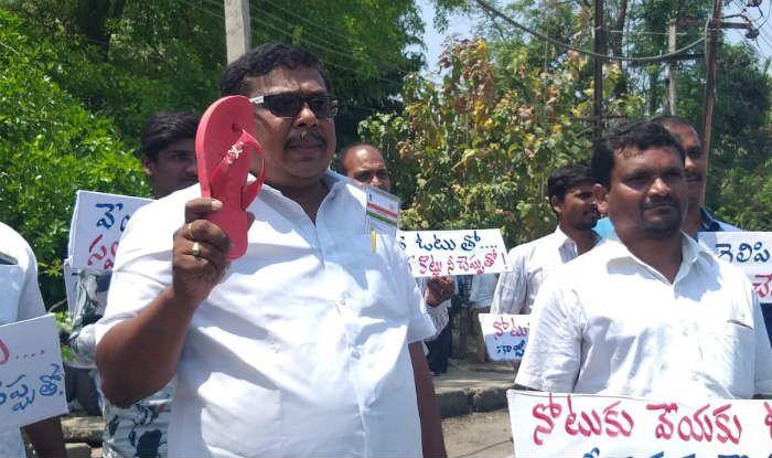 Lok Sabha Elections 2019: Slipper Man Akula Hanmandloo Returns, to Fight From Nizamabad This Time