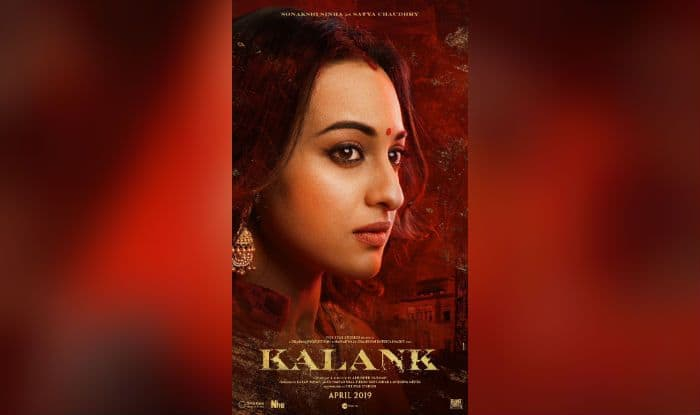 Sonakshi Sinha's Look From Kalank Out: Meet Satya Chaudhary, Someone Who Stands For 'Love, Longing And Sacrifice'