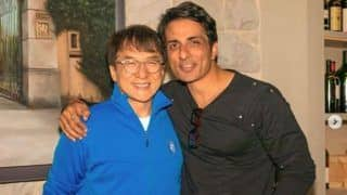 Kung Fu Yoga Actors Jackie Chan And Sonu Sood Meet For a Special Dinner in Dubai, Check Pictures