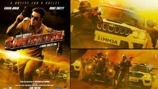 Sooryavanshi Poster Has Ajay Devgn as Singham And Ranveer Singh as Simmba Behind Akshay Kumar, we Are Sure You Missed to Notice This Before