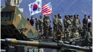 नार्थ कोरिया से संबंध बेहतर करने की कवायद, साउथ कोरिया के साथ सैन्य अभ्यास बंद करेगा अमेरिका