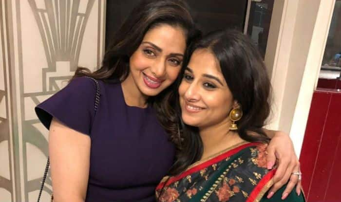 Vidya Balan Talks About Playing Sridevi in Her Biopic, Says 'it Would Require a Lot of Guts'
