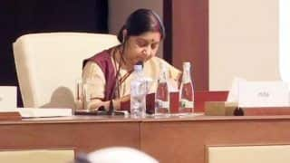 OIC Conclave: Sushma Makes a Veiled Attack on Pakistan, Says Humanity Can be Saved if States Stop Providing Shelter, Funding to Terrorists