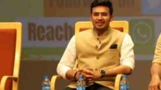 Lok Sabha Elections 2019 Final Results: BJP's Tejaswi Surya Defeats Congress' BK Hariprasad by 3,31,192 Votes