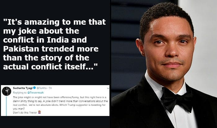 Trevor Noah Defends His India-Pakistan 'Joke' And Twitterati School Him on Why he is Even More Insensitive This Time – Read Best Tweets