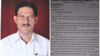 प्रवक्ता ने राहुल को लिखा पत्र, कहा- लोग पाकिस्तानी एजेंट मानते हैं, अब कांग्रेसी होने में शर्म आती है