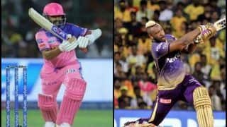 IPL 2019: KKR vs RR: Andre Russell to Ajinkya Rahane, Players to Watch Out When Kolkata Knight Riders Host Rajasthan Royals at Eden Gardens