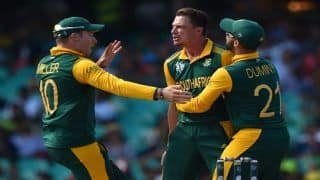 Cricket South Africa Announces Faf Du Plessis-Led 15-Member Squad For World Cup 2019, Hashim Amla And Dale Steyn Return