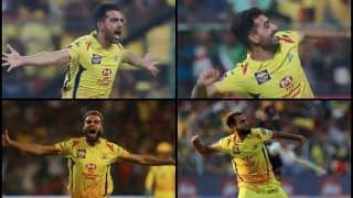 IPL 2019: Deepak Chahar Celebrates Virat Kohli's Wicket in Imran Tahir's Style During RCB vs CSK Clash