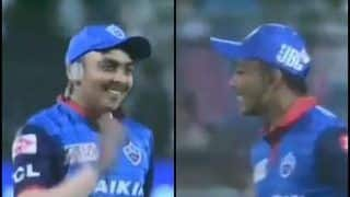 IPL 2019: 'Learning More From Sourav Ganguly or Ricky Ponting?' Prithvi Shaw Cleverly Dodges Question During Rajasthan Royals vs Delhi Capitals
