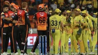 Dhoni to Warner, Players to Watch Out For During CSK vs SRH