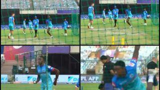 IPL 2019: Kagiso Rabada Sends Warning, Bowls Super Fast in Nets Ahead of DC vs RCB | WATCH VIDEO