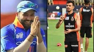 IPL 2019: Rohit Sharma TROLLS Yuzvendra Chahal Over His Latest Motivational Post | SEE POST