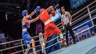 Satish Kumar, Sonia Chahal in QFs, 3 Others in Last-16 of Asian Boxing