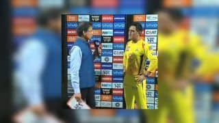 IPL 2019: MS Dhoni's Cheeky Response to Harsha Bhogle After CSK Beat SRH is Pure Gold | WATCH VIDEO