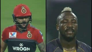 IPL 2019: Virat Kohli's Furious Reaction After Smashing Andre Russell For Six During Kolkata Knight Riders vs Royal Challengers Bangalore is Unmissable | WATCH VIDEO