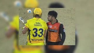 IPL 2019: Shane Watson, Rashid Khan Banter During CSK vs SRH is Unmissable | WATCH VIDEO