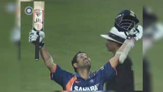 Happy Birthday Sachin Tendulkar: BCCI Relives God of Cricket's Double Ton as Little Master Turns 46 | WATCH VIDEO