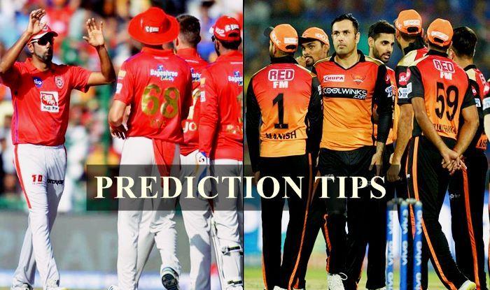 IPL 2019, KXIP vs SRH, Today Match Dream XI Predictions, Today Match Predictions, Today Match Tips, Today Match Playing xi, kxip playing xi, srh playing xi, dream 11 guru, Dream XI Predictions for today match, ipl srh vs kxip match Predictions