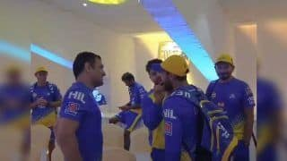 IPL 2019: MS Dhoni, Suresh Raina, CSK Players Mock Ravindra Jadeja's New Look | WATCH VIDEO