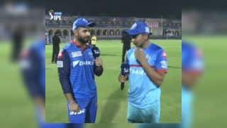 IPL 2019: Rishabh Pant on Being Lifted by Sourav Ganguly After Delhi Capitals Beat Rajasthan Royals: It Felt Special