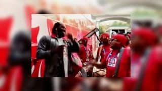 IPL 2019: Chris Gayle's Bhangra Ahead of KXIP v SRH at Mohali is Unmissable | WATCH VIDEO